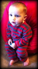 Daniel's Baby Camouflage