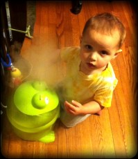 Daniel vs the Misty Mystery of the Humidifier