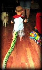 Daniel and the 'Long Tail' :-)