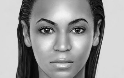 Amazing Video: Beyonce iPad Finger Painting by Kyle Lambert in just 1.5 minutes