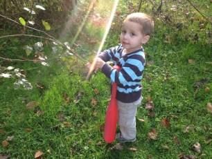 Daniel's halo shines so bright!