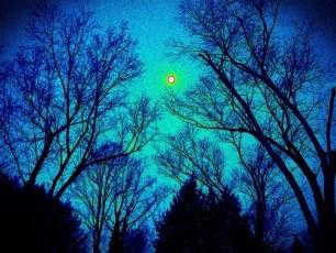 Photoshop Moon Art
