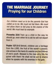 Marriage Journey: Praying for our Children