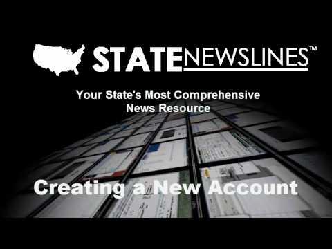 Test StateNewslines Intro Video