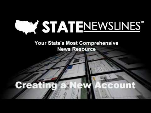 Test StateNewslines Intro Video