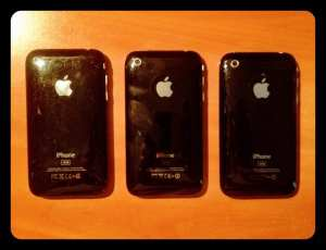 What to do with 3 old iPhone 3's... ?
