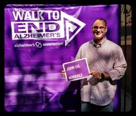 Walk to end Alzheimer's #endalz