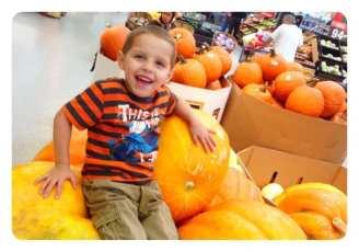Daniel vs the Great Pumpkin