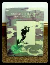 Found my Army Basic Training Yearbook from 1987