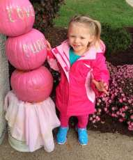 Pink Pumpkins!