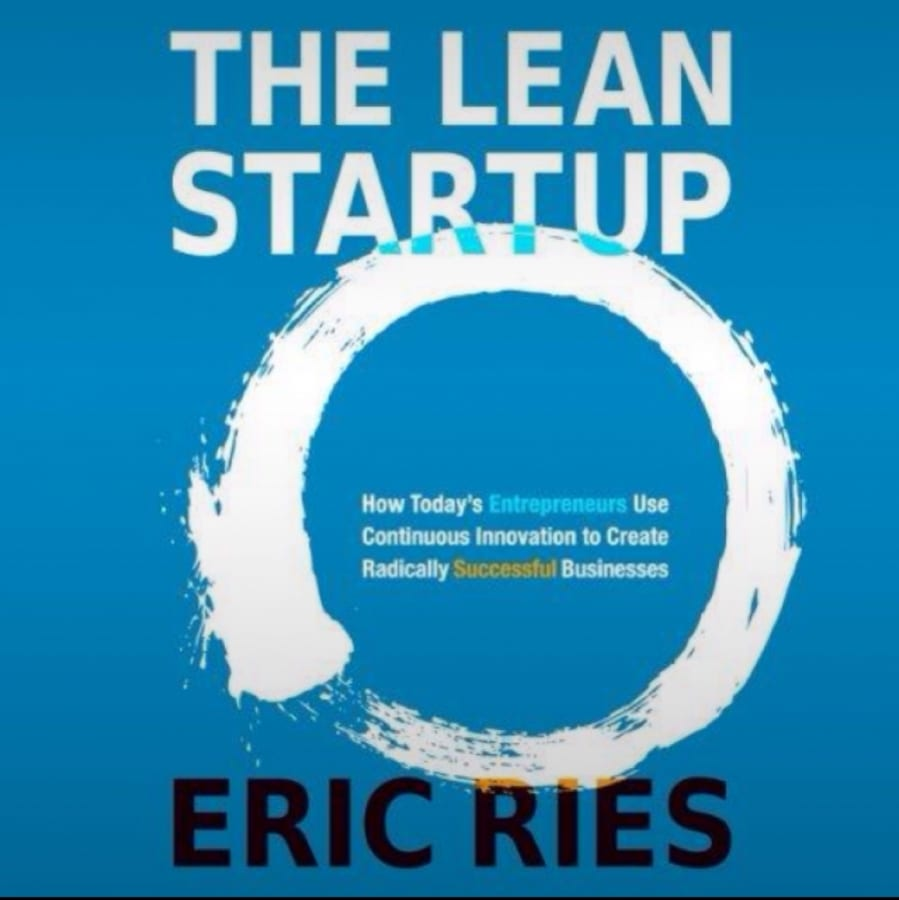 Book: Lean Startup