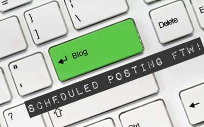 My Personal Blog Posting Schedule