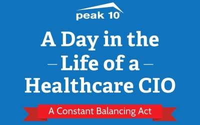 81 Percent of Healthcare CIOs Cite Data Security as Top Priority