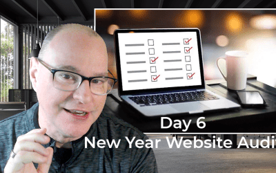 Day006 / How to do an annual website audit for business owners