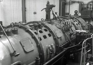 SWEHS_5.2.008.jpg - Date 1950 - Dorchester Street Generating Station, Churchill Bridge. Commenced supply 1890.