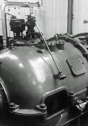 SWEHS_5.2.010.jpg - Date 1950 - Dorchester Street Generating Station, Churchill Bridge. Commenced supply 1890.