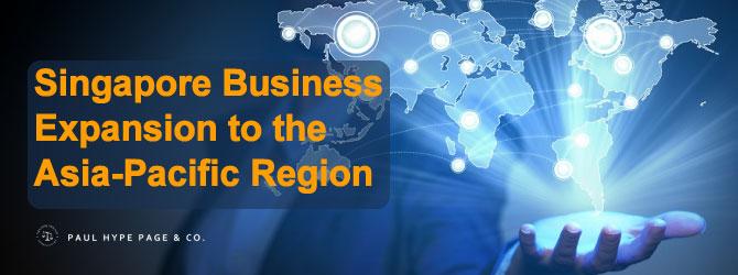 Singapore Business Expansion