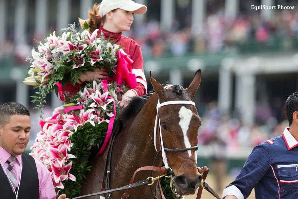 Commentary Can Female Jockeys Match Up To Men  Horse Racing News  Paulick Report