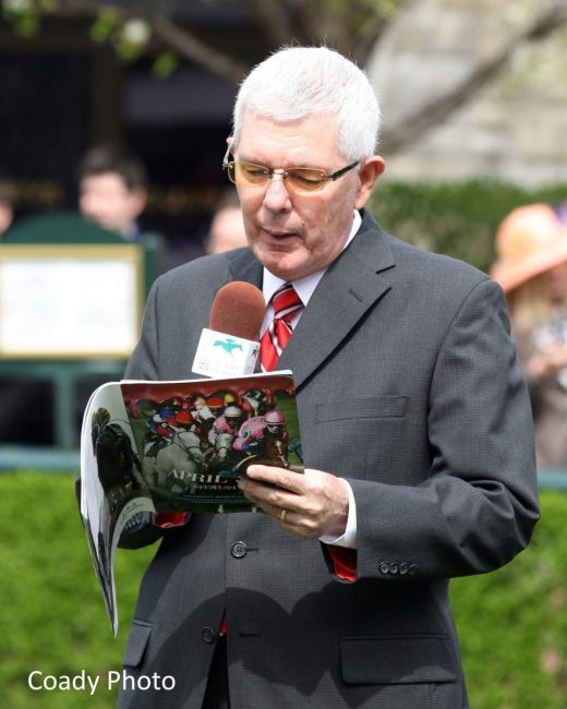 Battaglia Ready To Ease Out Of Announcing Horse Racing