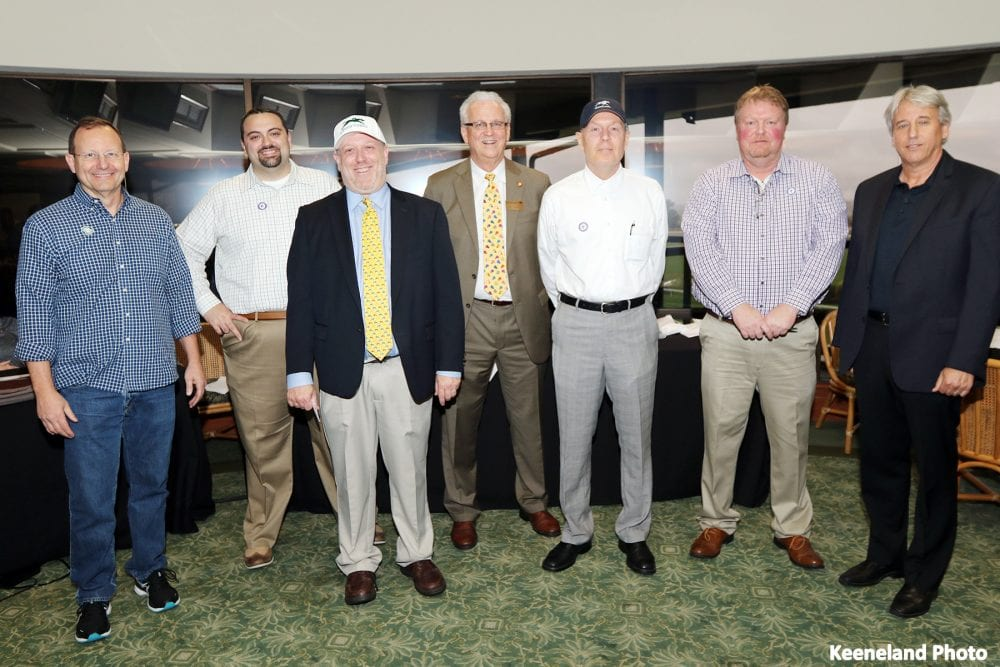 Tom Maloof Earns Top Prize In Keeneland S Bcbc Nhc