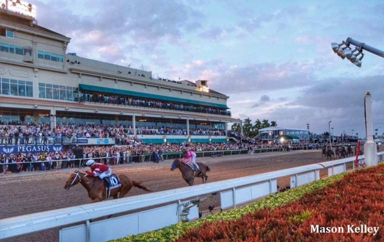 Pegasus World Cup Attracts Worldwide TV Coverage - Horse ...