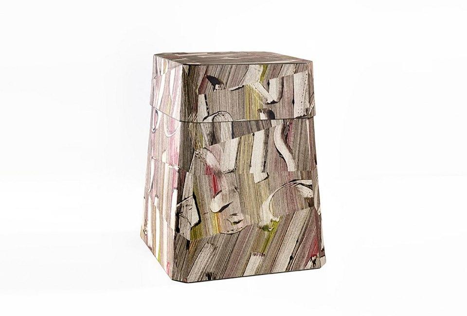 Urne Papier