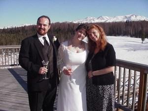 Shawn, Bernie & Pauline '01