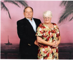 Chuck & Ann Tahiti Cruise '05