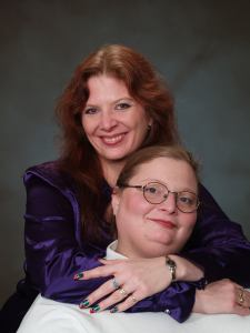Melinda & Pauline '08