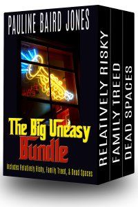 Book Cover: The Big Uneasy Bundle