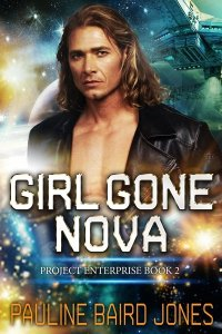 Girl Gone Nova cover