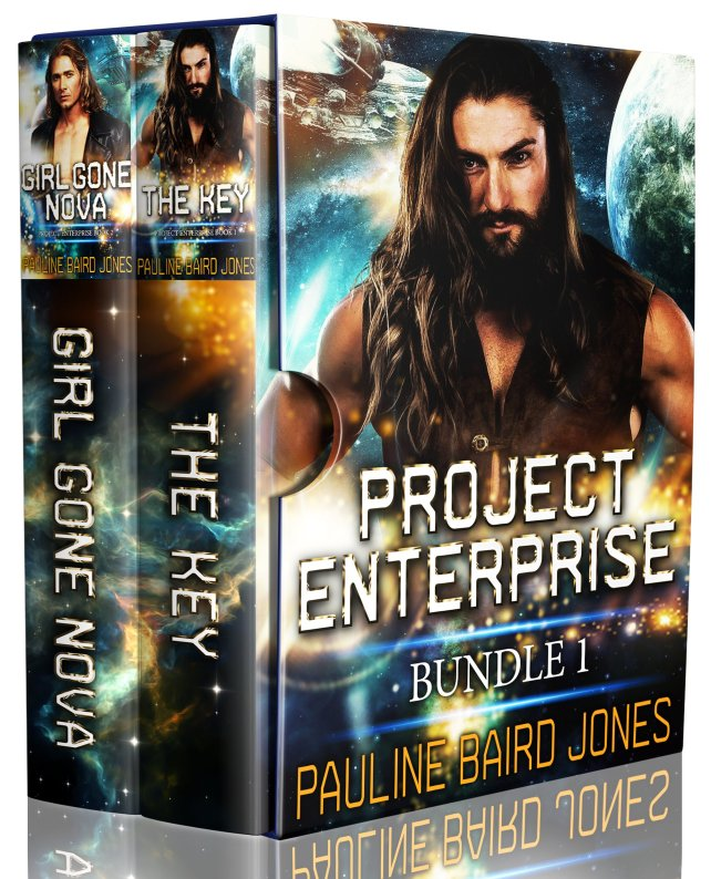 Book Cover: Project Enterprise Bundle 1