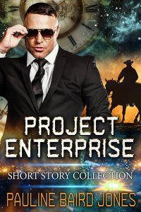Book Cover: Project Enterprise Short Story Collection