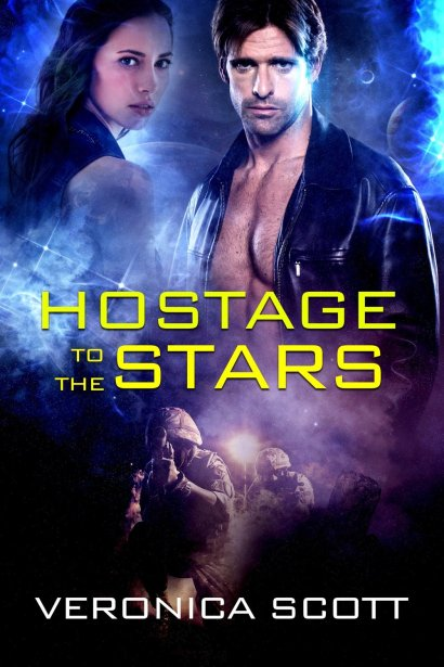 Hostage to the Stars cover art.