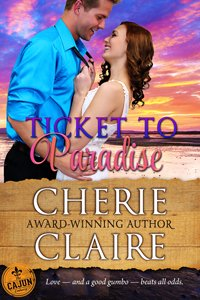Why Cherie Claire Wrote Ticket to Paradise