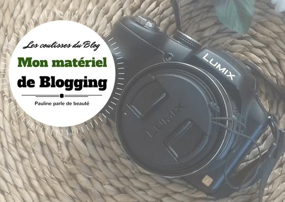 Les coulisses du Blog