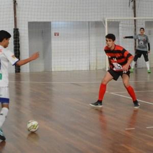 Paulista é derrotado no primeiro jogo semifinal no Estadual Sub-15