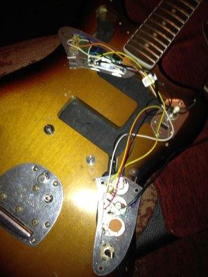 Fender® Forums • View topic  Kurt Cobain Jaguar Wiring Schematic