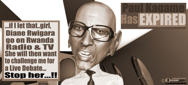 Kagame-plane
