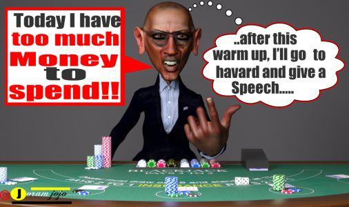 Kagame Gamble