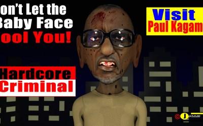 THE PAUL KAGAME KILLING MACHINE