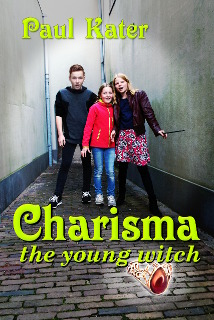 Charisma the young witch