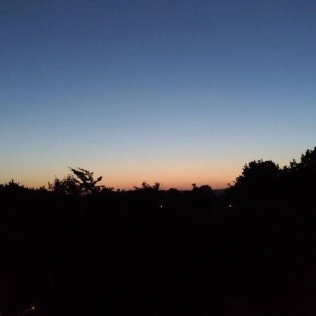 Earlt morning sky