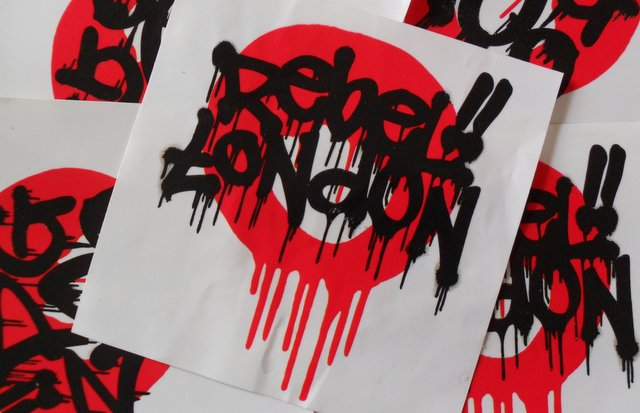 Rebel London with the PG Zoo