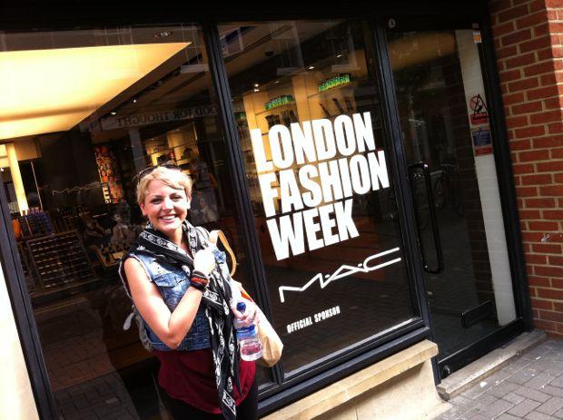 Laura's London Bound