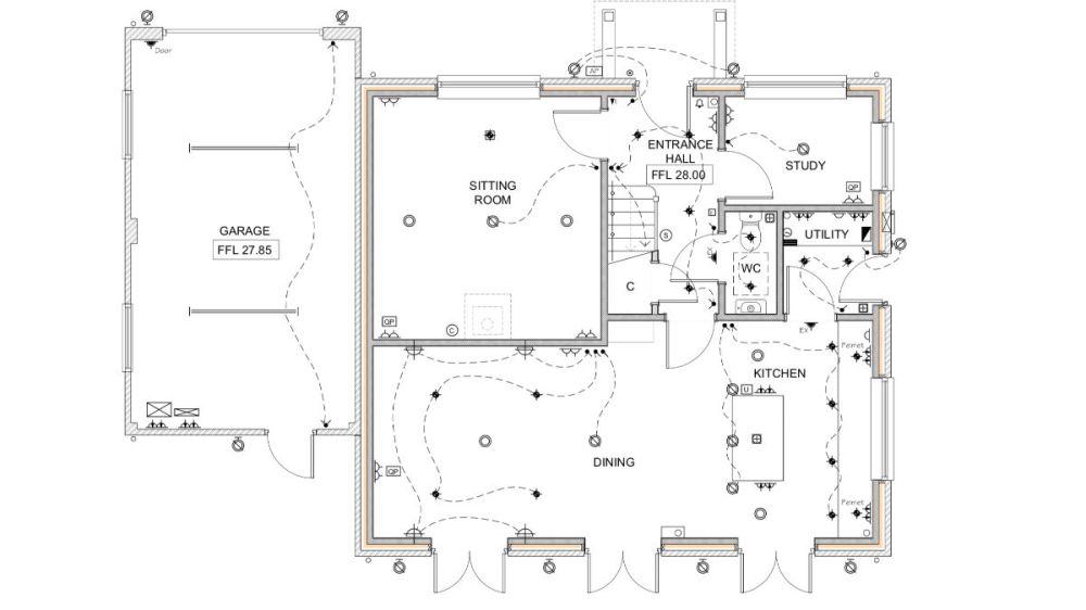 medium resolution of  house in billingshurst west sussex