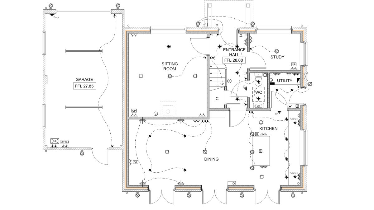 hight resolution of  house in billingshurst west sussex