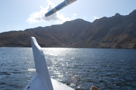 It's sunny all year round in Musandam