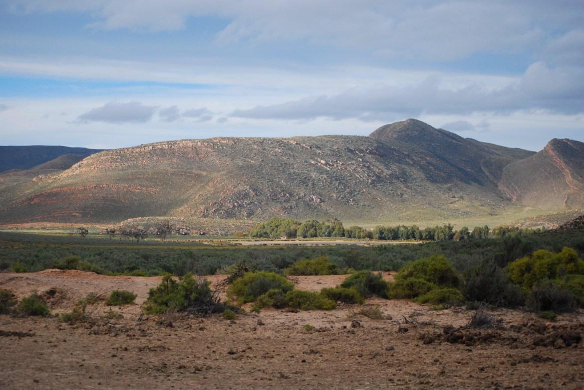 The view across Aquila