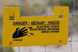 Danger: High voltage!